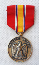 United States Navy Army, AIR FORCE MARINE National Defense Medal ! - $29.99