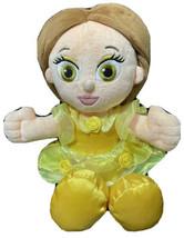 "Disney Parks Disney Babies Beauty & The Beast Belle 11"" Plush Doll - $14.75"