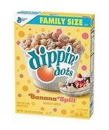 Dippin' Dots Banana Split Flavored Cereal, 18 oz Box - $12.99