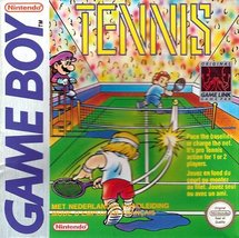 Tennis [Game Boy] - $9.75