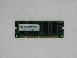 128mb Pc100 Cl3 100pin pour Brother 26527 - $31.95