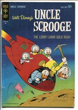 Uncle Scrooge #49 1964-GOLD KEY-WALT DISNEY-CARL Barks ART-vg - $52.15