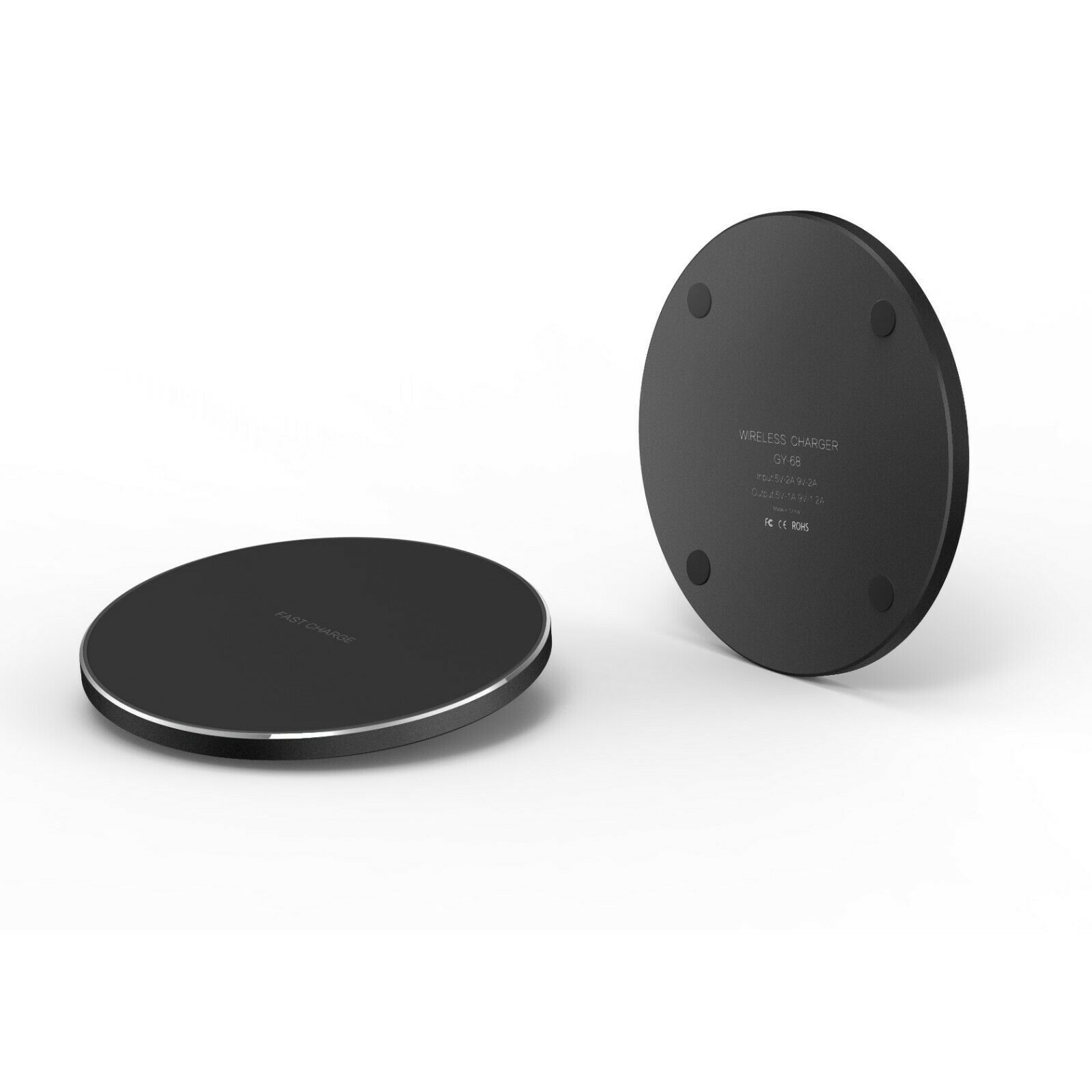 Primary image for Techno S Qi Wireless Charger Fast Charging Dock Pad for Apple, Samsung and more