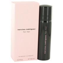 Narciso Rodriguez by Narciso Rodriguez Deodorant Spray 3.4 oz for Women ... - $49.90