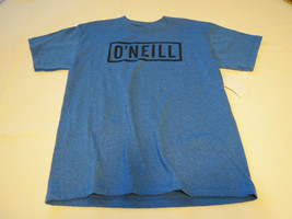 Boys youth O'Neill surf skate XL Block T shirt Youth TEE SBZ blue hthr S... - $16.03