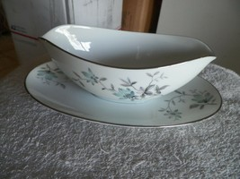 Noritake Lorene gravy with under plate 1 available - $20.79