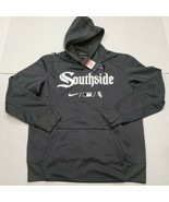 NWT Chicago White Sox Nike City Connect White Sox Hoodie Southside Large New - $197.99