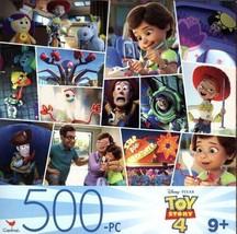 Disney Pixar Toy Story 4 - 500 Piece Jigsaw Puzzle - $14.64