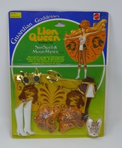 Mattel 1978 Guardian Goddesses Lion Queen Outfit SEALED - $142.49