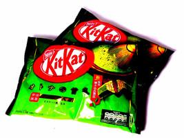 Nestle Japan KitKat Green Tea 13 Mini Bars Matcha ( Pack of 4 ) - $35.63