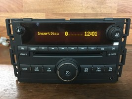 NEW Unlocked SATURN VUE ION Stereo 6 Disc CD Changer Radio MP3 Player AU... - $190.39