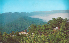 Pinnacle Overlook -- Cumberland Gap National Park  Postcard - $3.99