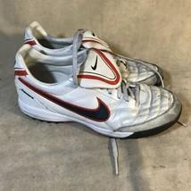 Nike 366183-136 Tiempo Mystic III TF Turf Soccer Shoes Men's Size 7.5 - $39.59