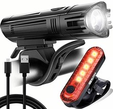 Gator 450 Lumens Bike Lights Front and Back Set, Headlight and Tail Rear... - $21.93