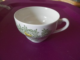 Enoch Wedgwood Kent Green cup 2 available - $2.82