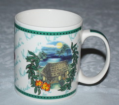 Hilo Hattie Mug Kaua'i Hawaii Hawaiian Ceramic 2002 Island Heritage - $8.86