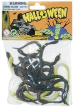 Bag of Snakes Prop Lot of 10 Halloween Haunted House Creepy Realistic SS... - £23.51 GBP