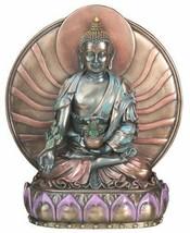 Medicine Buddha Collectible Sculpture - $32.66
