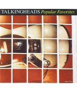 Popular Favorites Sand in the Vaseline Disk 2 [Audio CD] Talking Heads - $16.83