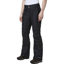 Columbia Women's Standard Bugaboo II Pant, Black Crossdye, Small x Regular - $74.24