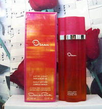 Oscar Latin Light By Oscar De La Renta Hair & Body Oil Spray 3.3 FL. OZ. - $129.99