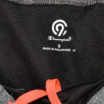 Champion Women's C9 Gray Athletic Gym Workout Running Shorts Size 27 image 3