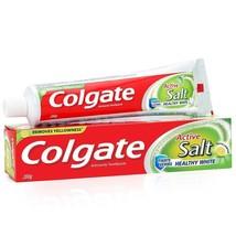 Colgate Anti cavity Active Salt Lemon Toothpaste - 200 gm Free Fast Shipping - $12.19