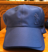 Disney Parks Mickey Mouse Blue Performance Hat Cap New - $38.78