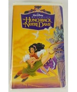 The Hunchback of Notre Dame VHS Walt Disney Masterpiece Collection  - $5.89
