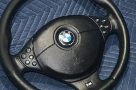 BMW E36 E38 E39 Sport Steering Wheel M Tech w/ dual Stage Bag M Technik image 2