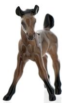 Hagen-Renaker Miniature Ceramic Horse Figurine Wild Mustang Colt Bay image 11