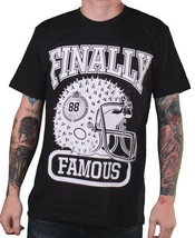 Finally Famous Hombre Negro i Do It Detroit Rapero Big Sean Hip Hop Camiseta Nwt image 1