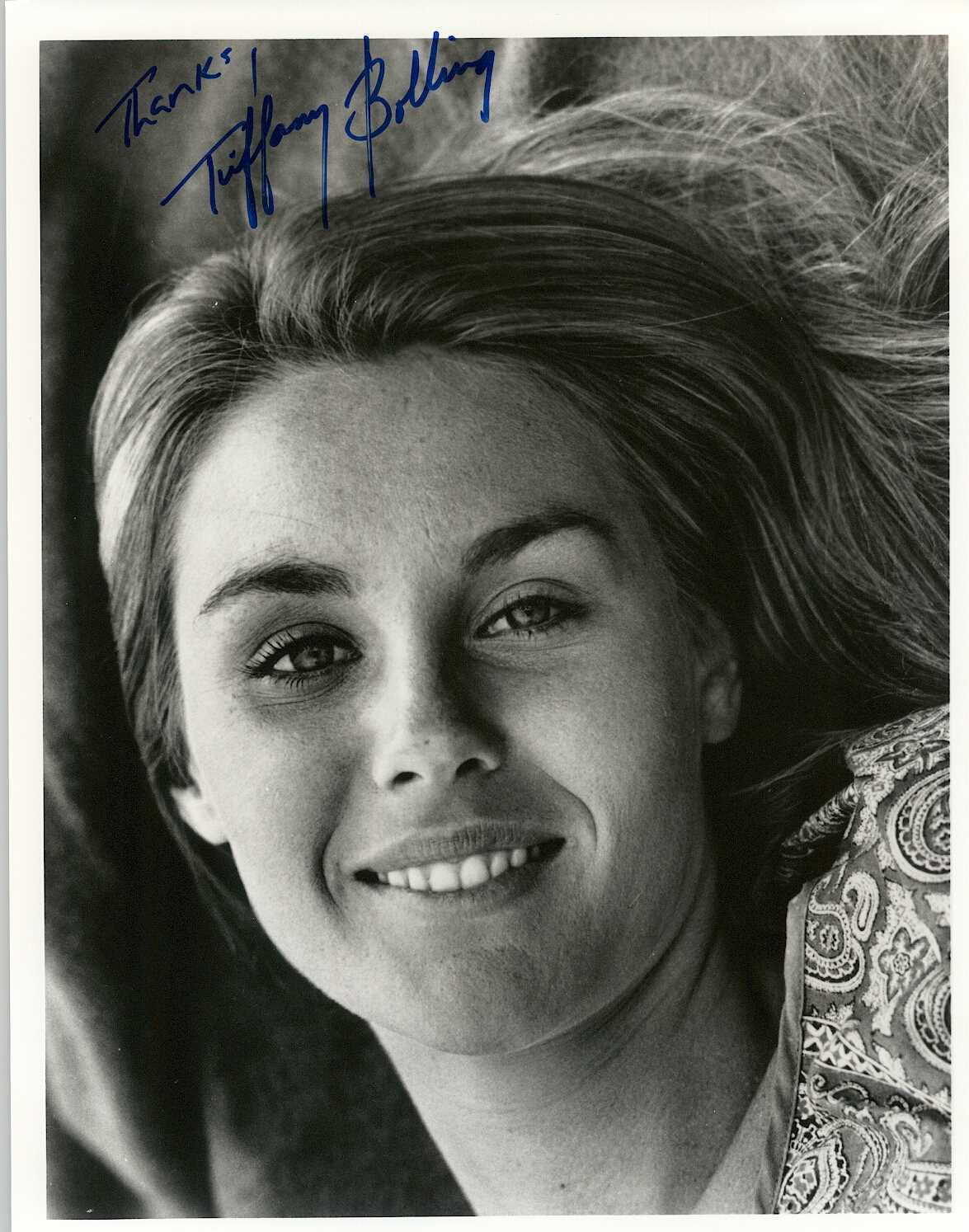 Primary image for Tiffany Bolling Signed Autographed Glossy 8x10 Photo