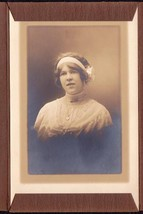 Annie Rousay Cabinet Photo M.H.S. Graduation 1913 - Boston MA - $17.50