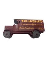 "Matchbox Yesteryear No: Y-7 ""1918 Leyland 4-Ton Van"" (W. & R. Jacob & Co... - $16.95"
