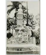 Colombia Jorge Isaacs Monument RPPC Postcard K2 - $9.95
