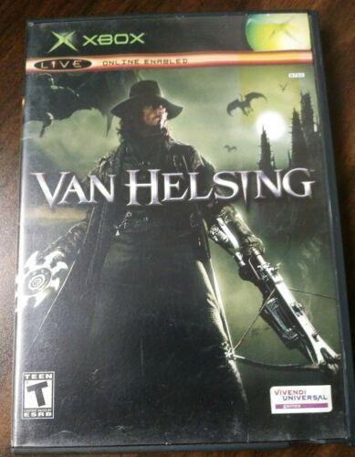 Van Helsing (Microsoft Xbox, 2004)