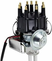 Chevy GM Small Block R2R Distributor 283 305 327 350 400 8.0mm Spark Plug Kit image 3