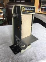 Sharp N Sand Drill Powered Belt Sander & Sharpener Black & Decker 74-495... - $19.30