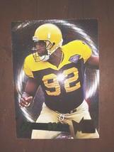 1995 Fleer Metal #73 Reggie White Green Bay Packers - $1.00