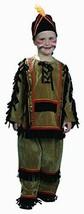 Dress Up America Deluxe Indian Boy Costume Set, Medium - $44.45