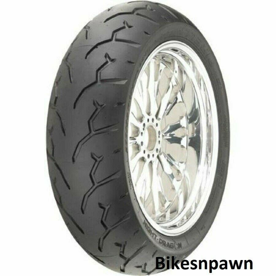 New Pirelli 200/55R-17 GT Night Dragon High Mileage Rear Motorcycle Tire 78V