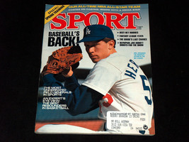 Sport Magazine March 1989 Dodger's Orel Hershiser, Jim Abbott, Baseball'... - $9.19