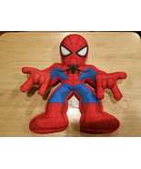 "Marvel Playskool Heroes ELECTRONIC WEB-TALKING SPIDER-MAN 11"" 15 Sounds&... - $12.99"