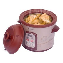 TianJi Purple Clay Stew Pot Slow Cooker Healthy Cooker DGD40-40SWD 4L - $109.30