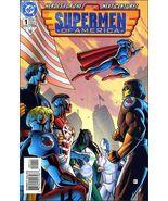 DC SUPERMEN OF AMERICA (1999 Series) #1b VF/NM Standard cover - $1.99