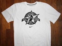 Becky Hammon 25 / Stars Spurs / Usa Texas Nba Basketball / White T-SHIRT Size M - $29.99