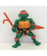 """TMNT Ninja Turtles Michelangelo 4.5"""" Action Figure1988 Playmates Used - $25.00"""