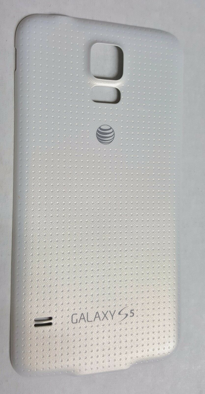 Primary image for OEM Samsung Galaxy S5 G900A Battery Door Back Cover - AT&T - White