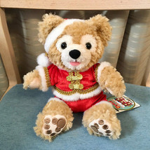 Tokyo Disney Sea 2009 Christmas Duffy plush toy doll Santa Costume music... - $975.15